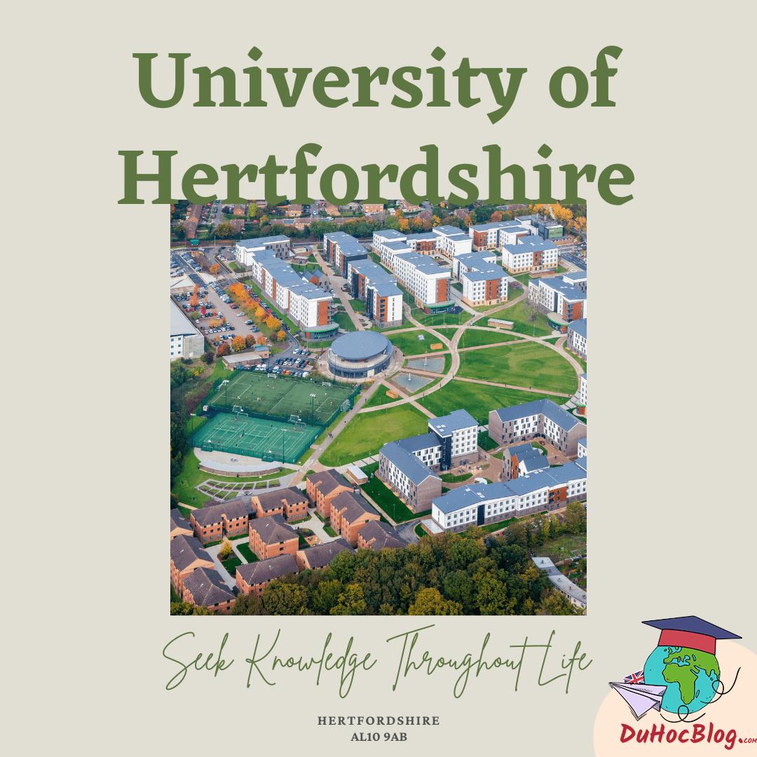 Đại học Hertfordshire