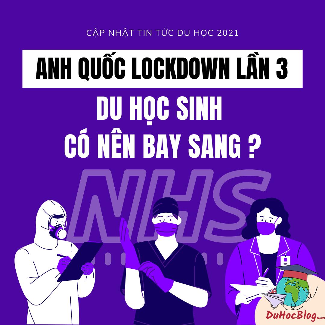 anh quốc lockdown