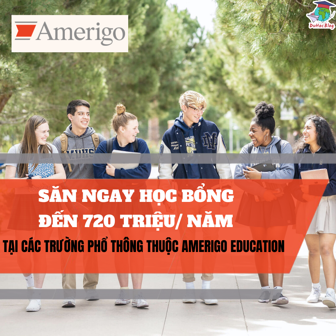học bổng Amerigo